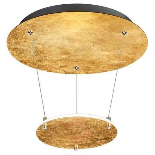 Trio zenit lampa sufitowa złoty, 1-punktowy - nowoczesny - obszar wewnętrzny - zenit - czas dostawy: od 3-6 dni roboczych (4017807305869)