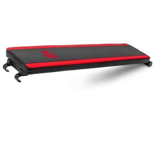 Wielofunkcyjna poręcz hs-1008k z drabinką, drążkiem i ławką marki Hop-sport