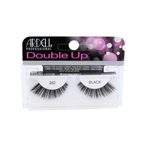 double up sztuczne rzęsy 1 szt dla kobiet black marki Ardell
