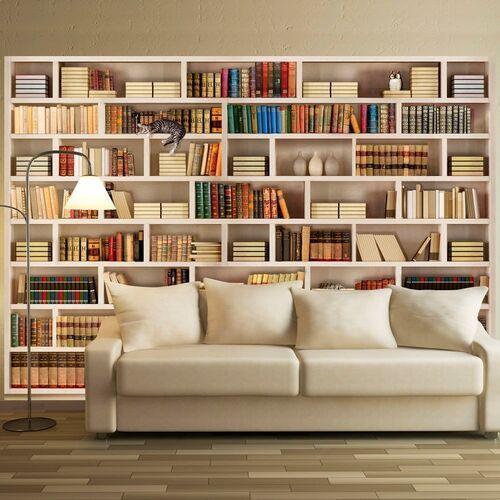 Fototapeta - domowa biblioteczka marki Artgeist