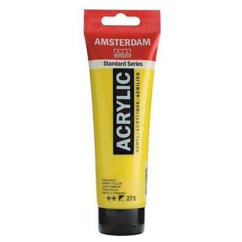 Talens amsterdam acryl farba 275 prim yell 120ml (8712079159610)