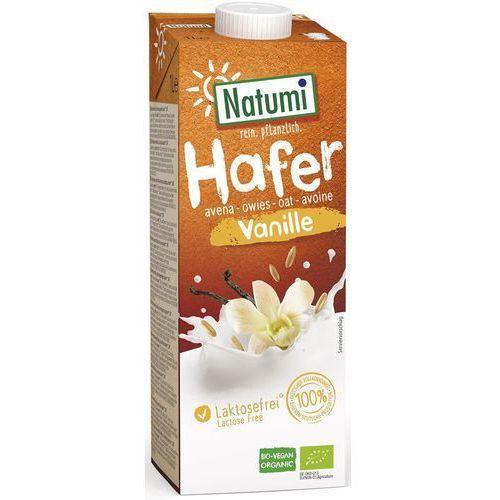 Natumi Mleko owsiano-waniliowe 1000ml bio -