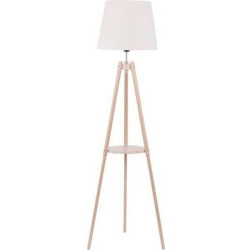 Lampa oprawa podłogowa stojąca TK Lighting Lozano 1x60W E27 biały 1090, 1090