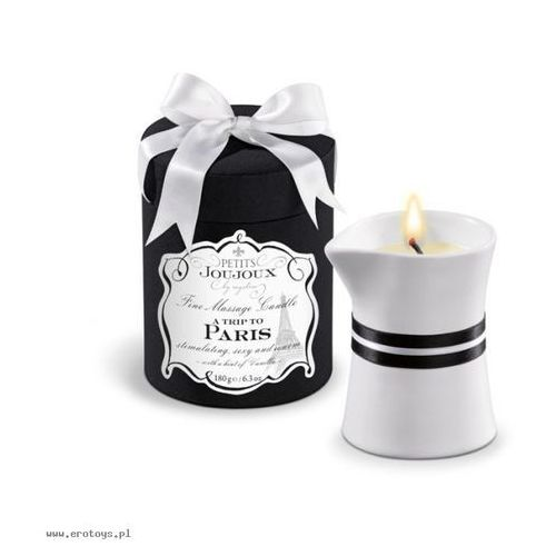 Mystim (ge) Petits joujoux fine massage candles - a trip to paris (duża)