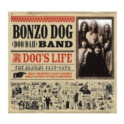 Warner music A dog's life (the albums 1967-1972) - the bonzo dog band (płyta cd) (5099994749724)