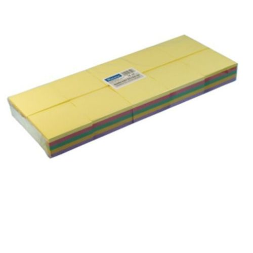 Datura 10szt. Kostka kolor klejona 8,5x8,5 cm Darmowy odbiór w 20 miastach!