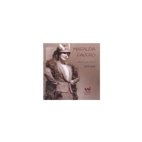 Vai Arias and duets 1928 - 1946 (0089948107125)