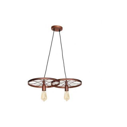 Lampa wisząca 2-pł min 834h/k marki Aldex