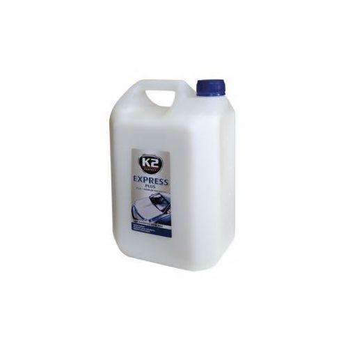 - express plus - szampon samochodowy z woskiem do mycia ręcznego marki K2