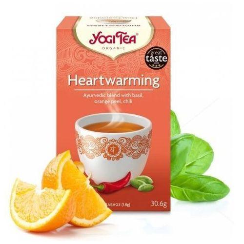 radość życia (heartwarming) marki Yogi tea