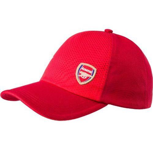 Puma arsenal london czapka z daszkiem chili pepper/high risk red (4057828556499)
