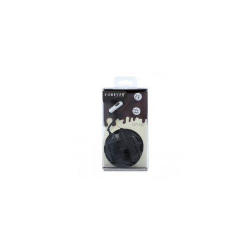 Zestaw słuchawkowy Forever CM-320 czarny