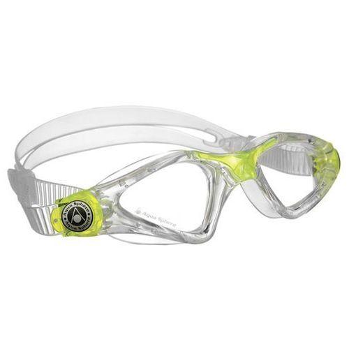 Aquasphere okulary kayenne junior jasne szkła ep123122 transparent-lime marki Aqua sphere