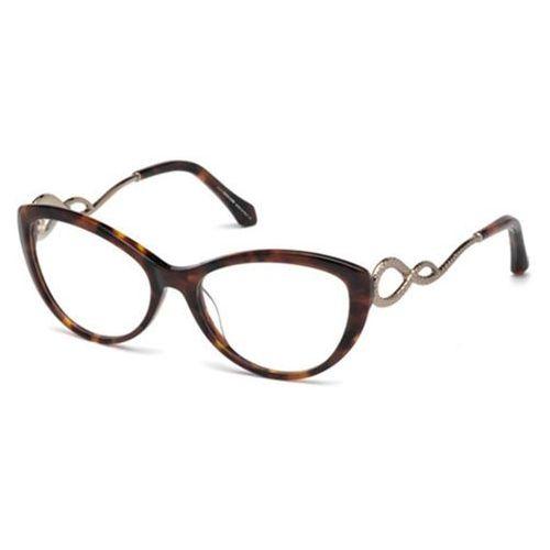 Okulary korekcyjne  rc 5009 argentario 052 marki Roberto cavalli