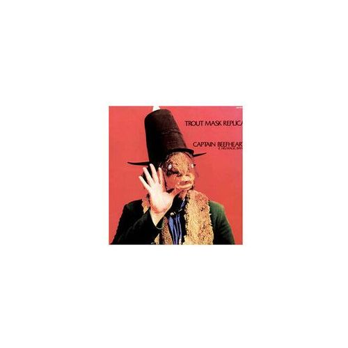 Warner brothers Trout mask replica - 180 g (0075992719612)