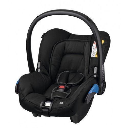 MAXI-COSI Fotelik samochodowy Citi Black raven - produkt z kategorii- Pozostałe foteliki samochodowe i akcesoria