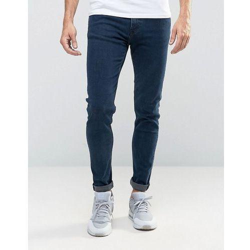 Weekday Form Super Skinny Jeans OD-11 Blue - Blue, skinny