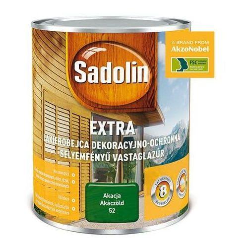 Akzonobel Sadolin extra lakierobejca dekoracyjno-ochronna 0,75l