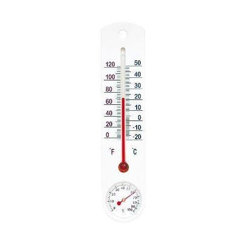 Bioterm Termometr zewnętrzny 025300 z higrometrem (250/55 mm)