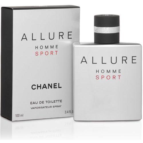 Chanel Allure Sport Men 100ml EdT. Tanie oferty ze sklepów i opinie.