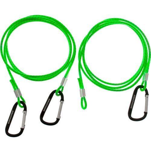 Swimrunners hook-cord 3 meter zielony 2018 akcesoria pływackie i treningowe