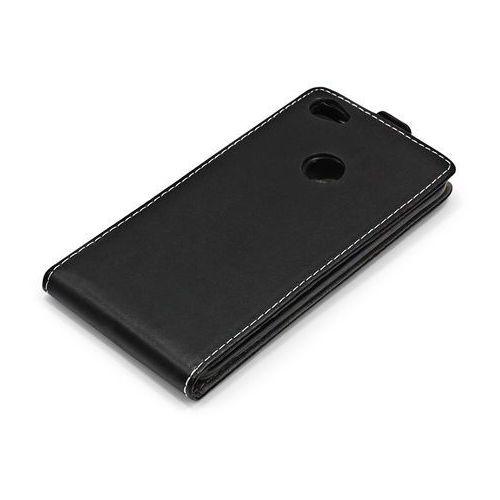 Xiaomi Redmi Note 5A Prime - etui na telefon Forcell Slim Flexi - czarny, kolor czarny