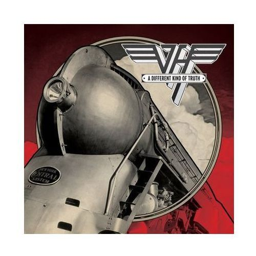 VAN HALEN - A DIFFERENT KIND OF TRUTH (PL) Universal Music 0602527964591