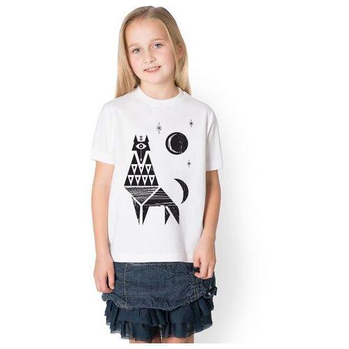 Koszulka dziecięca Modern Wolf, 8570