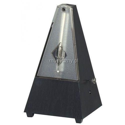 Wittner 816k metronom mechaniczny z akcentem (czarny)