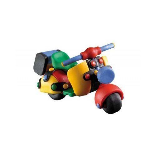 Zestaw do składania mic-o-mic wesoły konstruktor skuter marki Mic-o-mic - zabawki konstrukcyjne