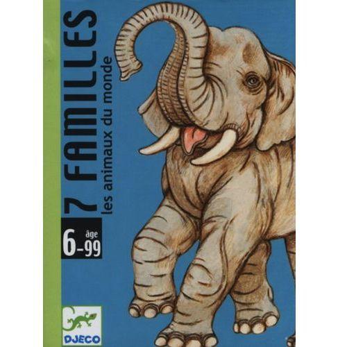 Gra karciana 7 rodzin zwierząt - sprawdź w wybranym sklepie