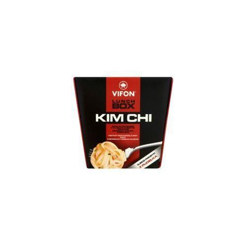 Tan viet Lunch box kim chi danie błyskawiczne z kluskami ryżowymi pikantne 85 g vifon (5901882014381)