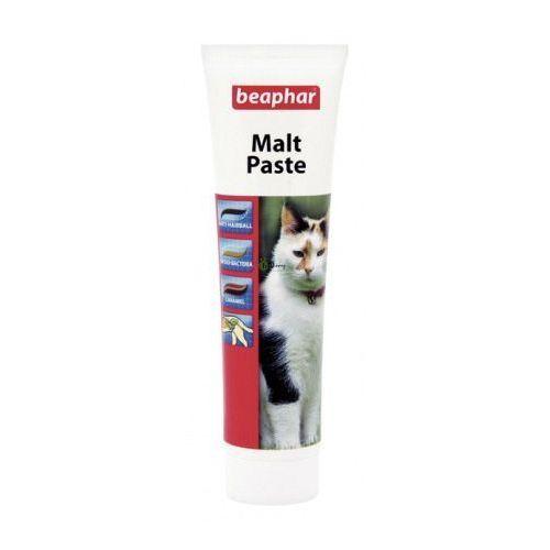Beaphar Malt Paste 100g - pasta przeciw tworzeniu się złogów sierści w żołądku (8711231129423)