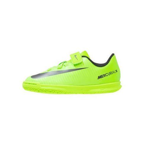 Nike Performance MERCURIAL VORTEX III IC Halówki electric green/black/flash lime/white