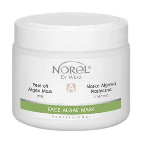 Norel (Dr Wilsz) PEEL-OFF ALGAE MASK MILK Plastyczna maska algowa mleczna (PN300)