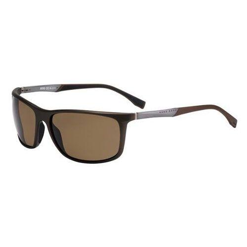 Boss by hugo boss Okulary słoneczne boss 0707/p/s polarized h0s/6l