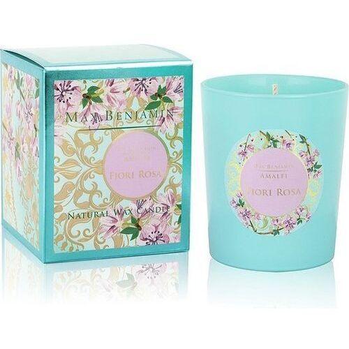 Max benjamin Świeca zapachowa fiori rosa