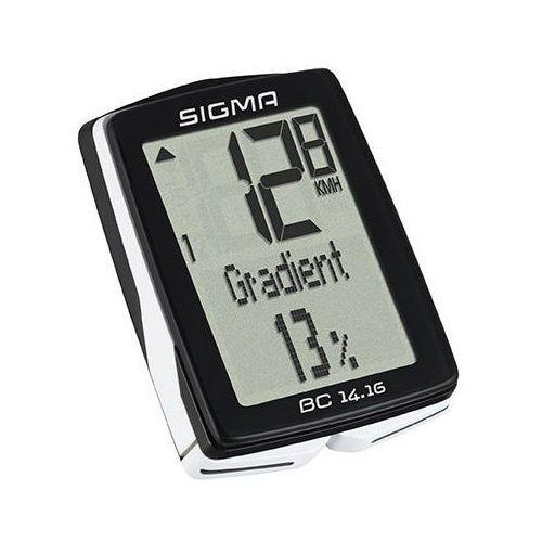 bc 14.16 - licznik rowerowy marki Sigma