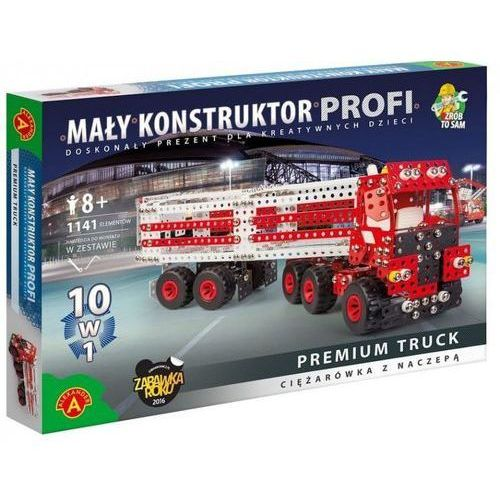 Alexander Mały konstruktor truck - (5906018016345)