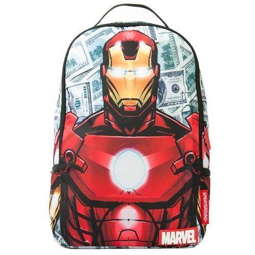 Plecak marvel iron man money - b666 marki Sprayground