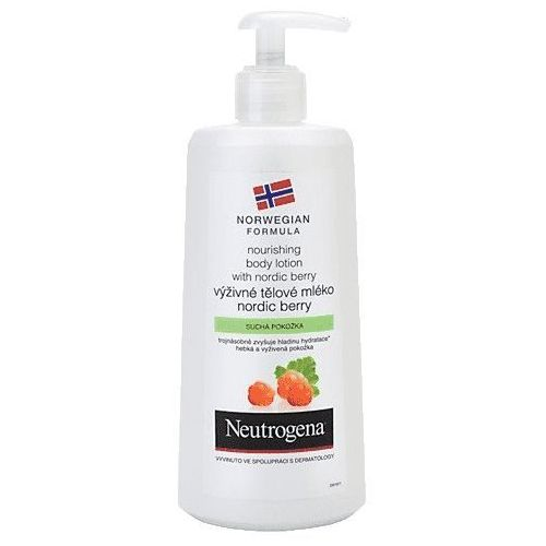 Neutrogena Odżywczy balsam do ciała dla skóry suchej Nordic Berry (objętość 250 ml)
