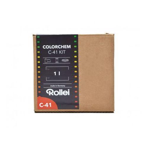 Rollei film Rollei c-41 kit - wywoływacz do negatywów kolorowych na 1 litr roztworu