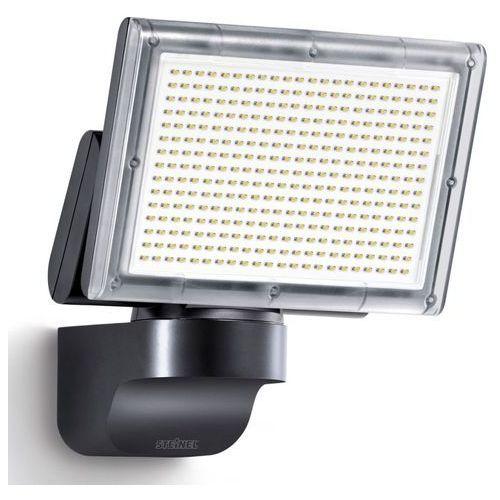 reflektor zewnętrzny xled home 3 sl, czarny, 029753 marki Steinel