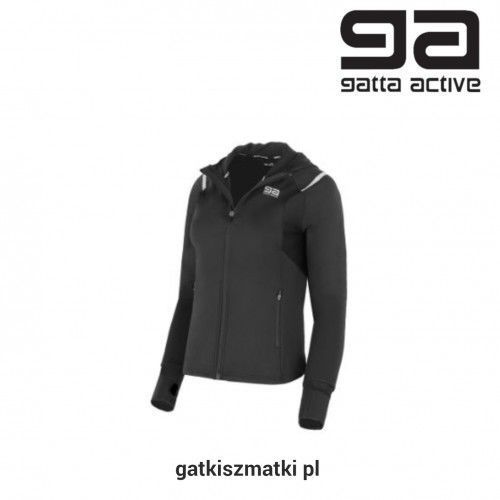 Bluza runner hoodie women, Gatta active