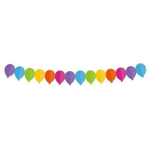 Girlanda Baloniki - 360 cm - 1 szt. (5901238629269)