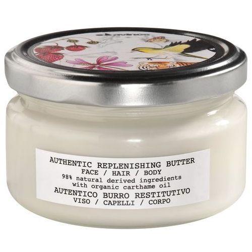 Davines Authentic Replenishing Butter | Odżywcze masło do twarzy, włosów i ciała - 200ml, kup u jednego z partnerów