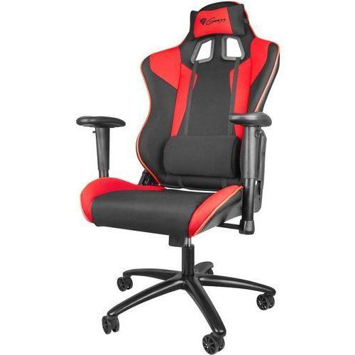 Krzesło dla graczy sx77 czerwony marki Natec-genesis