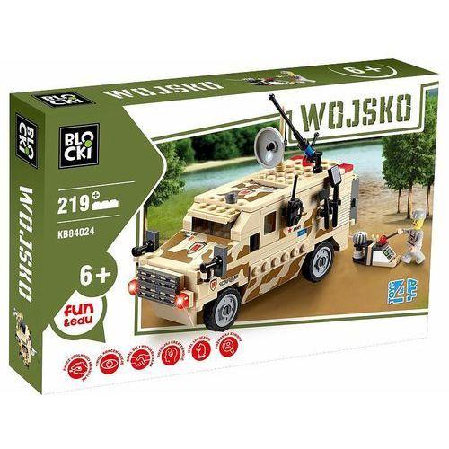 Klocki Blocki, Wojsko, Samochód zwiadowczy, 219 elementów