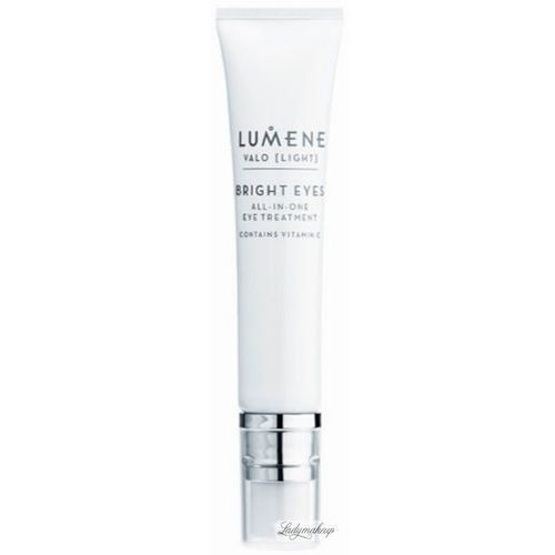Lumene Valo Bright Eyes All-in-one Vitamin C Eye Treatment - Rozświetlający krem pod oczy 15ml (6412600802290)