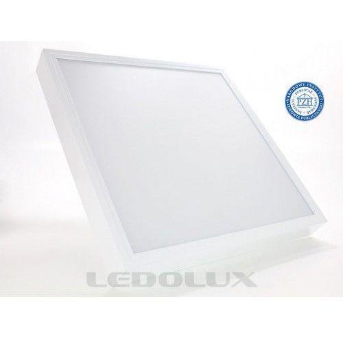 Panel sufitowy LED 45W LEDOLUX SQR 60 x 60 cm, Panel LED SQR 45 W NT
